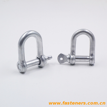 DIN82101 Components for liftig,towing,lashing-Shackle