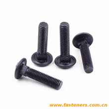 GB/T12 Cup head square neck bolts carriage bolt