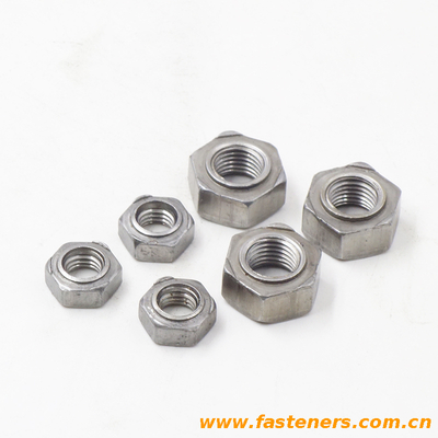 BS7670-1 Hex Nuts For Resistance Projection Welding [Table 4]